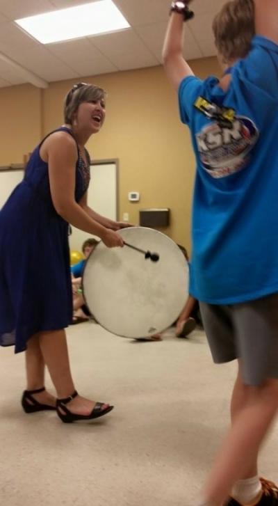 lets drum