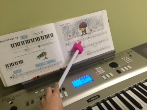 piano pointer