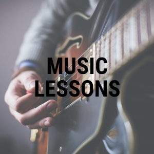 Get started with music lessons