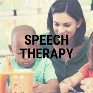 Get started with speech therapy